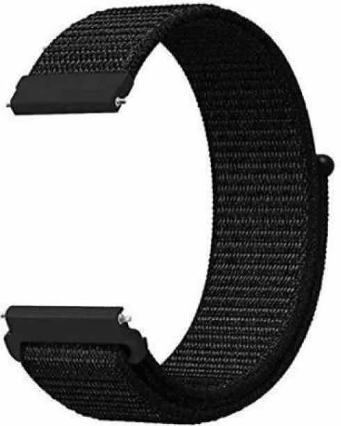 Asotai Soft Nylon 22mm Replacement Band Strap Compatible for Galaxy Watch 3 45mm/Galaxy 46mm/Gear S3 Frontier,Classic/Amazfit Pace Stratos,Stratos+,Stratos3 /Huawei GT2 46mm/Honor Magic Watch 2 (46mm) & Smartwatch with 22mm Lugs Smart Watch Strap