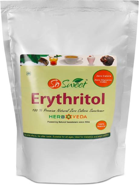 SO SWEET Erythritol Powder 1Kg Sugarfree For Diabetes Natural Sweetener