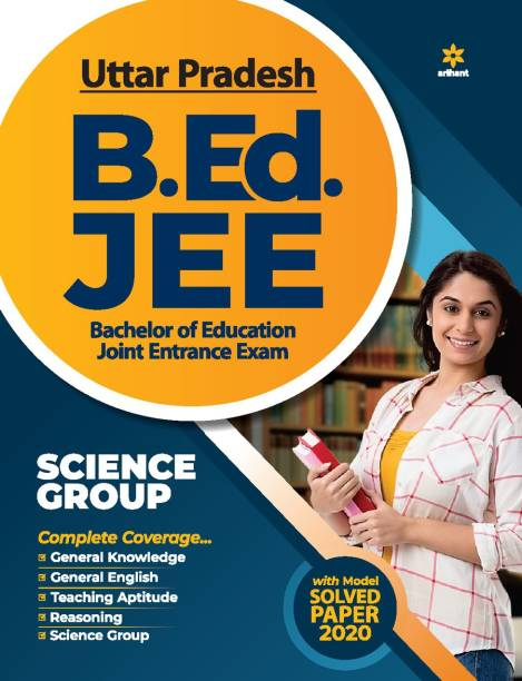 Up B.Ed Jee Science Group Guide for 2021 Exam