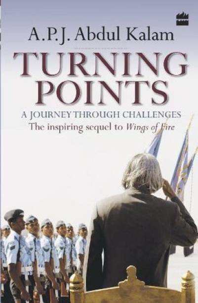 Turning Points A Journey Through Challenges Generic Paperback With SpaceHaven Bookmark