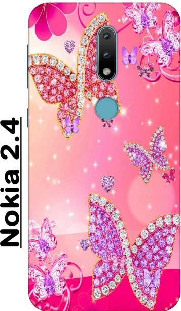 VITARO Back Cover for Nokia 2.4