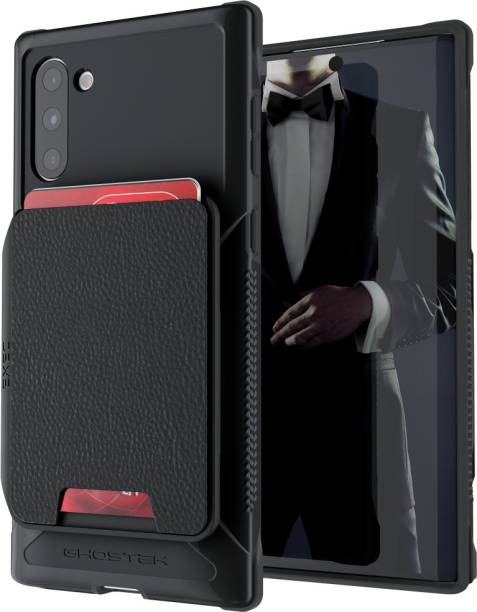 """Ghostek Back Cover for Samsung Galaxy Note 10 (6.3"""" Inch) Exec Case"""