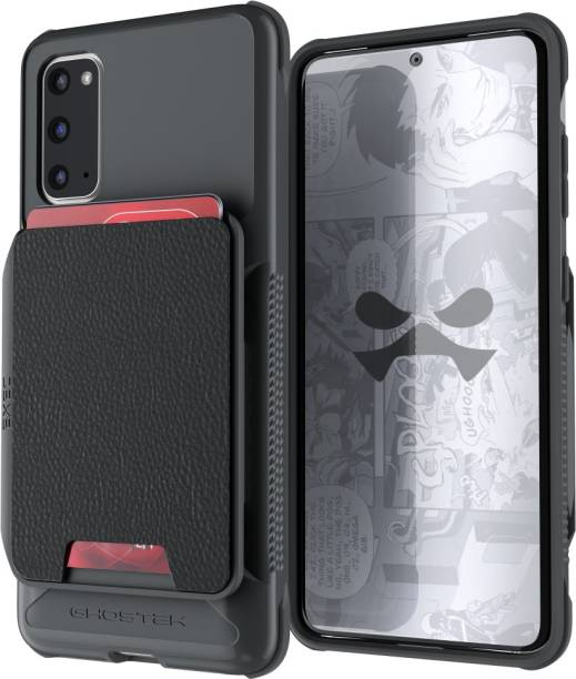 """Ghostek Back Cover for Samsung Galaxy S20 (6.2"""" Inch) Exec Case"""