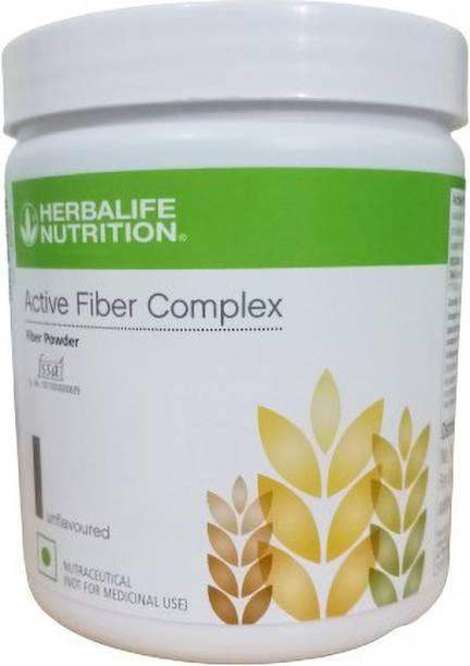 Herbalife Nutrition Active Fiber Complex - Unflavored Powder For Better Digestive Health Plain Powder