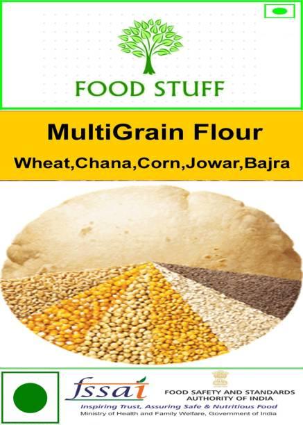 FOOD STUFF Best Quality Multigrain flour - 1 KG