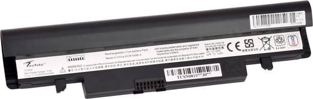 Techie 11.1V 4000mAh Li-ion Laptop Battery for Saung N143 N143P N143 Plus N145P N145 Plus N148 N148P N148 Plus N150 N150P N150 Plus N230 N230P N230 Plus N250 (Black) 6 Cell Laptop Battery