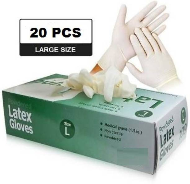DM SPECIALLY FOR SPECIALIST Best Quality Grade Latex Gloves Latex Examination Gloves