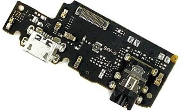 ASOSS ENTERPRISES Redmi Mi Note 5Pro Charging flex Board cc pata: Redmi Note 5 Pro Charging PCB Complete Flex
