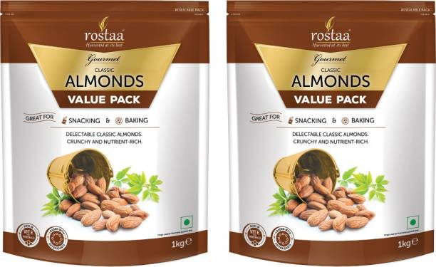 rostaa almond pack of 2 Almonds