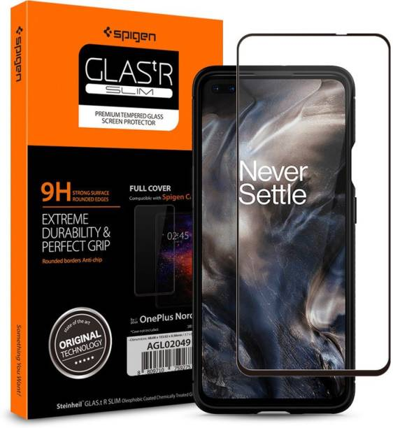 Spigen Tempered Glass Guard for OnePlus Nord