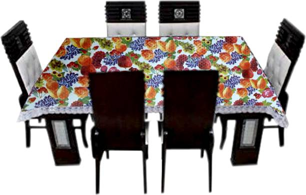 GREAT FASHION Printed 4 Seater Table Cover