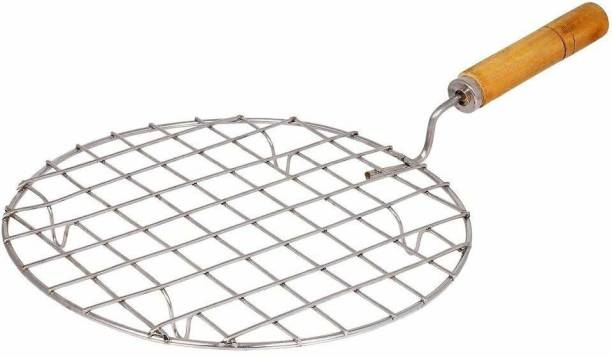 A2SK Round Roasting Net 20 cm Utility Tongs