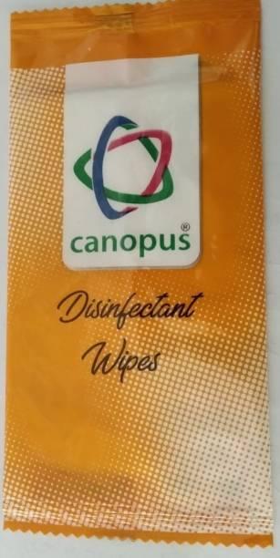 Canopus DISINFECTANT WET WIPES