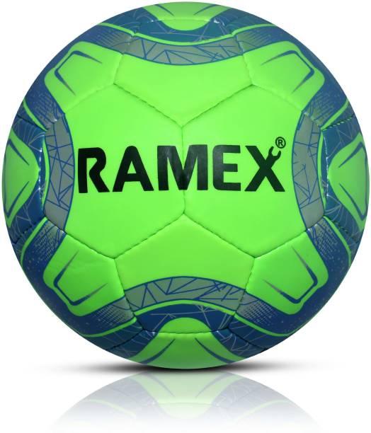 RAMEX Double Ply Premier Quality(Size-5) Football - Size: 5