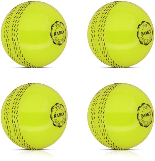 RAMEX Soft Wind Ball for Cricket Cricket Synthetic Ball