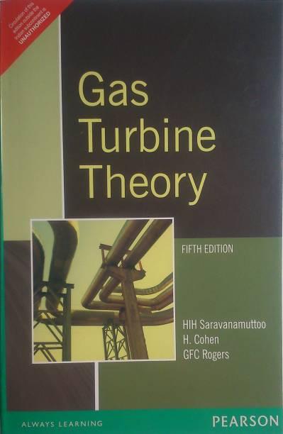 Gas Turbine Theory 5th  Edition