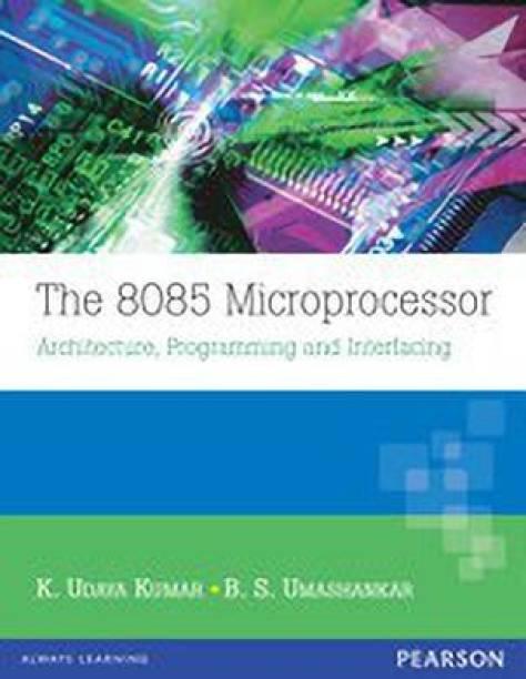 The 8085 Microprocessor 1st  Edition