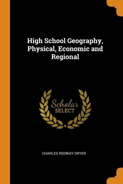 High School Geography, Physical, Economic and Regional
