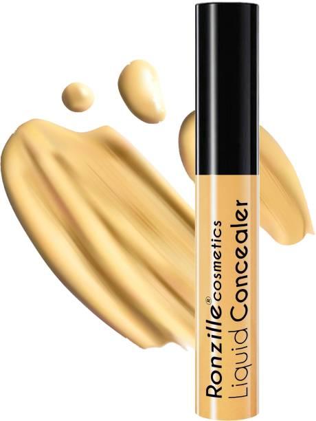 RONZILLE Liquid Concealer Medium Beige -02 Concealer