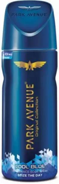 PARK AVENUE Good Cool Blue Deodorant Men & Women Pack Of 1,150 Ml Body Spray  -  For Men & Women