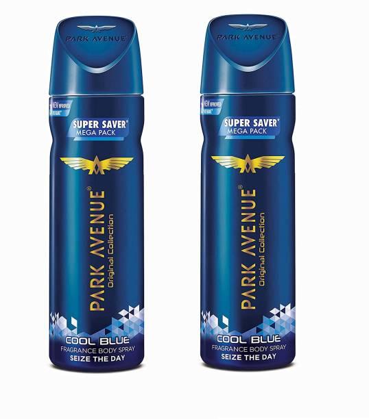 PARK AVENUE Cool Blue Fragrance Body Spray Body Spray  -  For Men