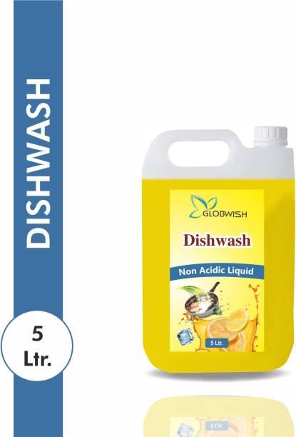 globwish 5 ltr dish wash Dish Cleaning Gel