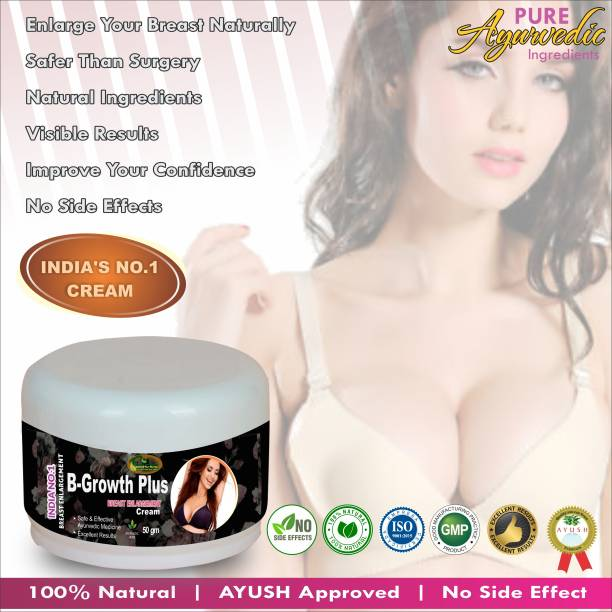 Fasczo B Growth Plus Ayurveda Capsules For Helps To Your Breast Growth