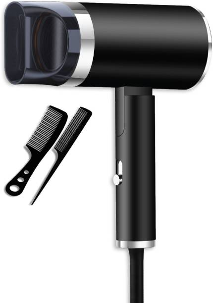 Pick Ur Needs Premium Ionic Silky Shine Hot And Cold Foldable Professional Foldable Stylish Hair Dryer With Over Heat Protection Hot And Cold Dryer Hair Dryer