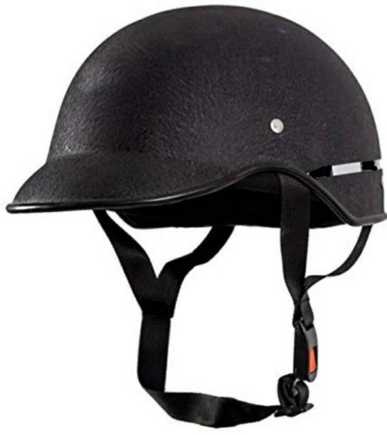 RACING oly Unisex Wrinkle Mini Motorbike Helmet