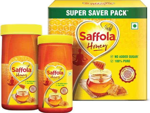 Saffola 100% Pure (Super Saver Pack)