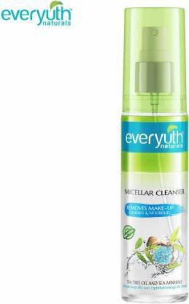 Everyuth Naturals MICELLAR CLEANSER 100.ML Makeup Remover