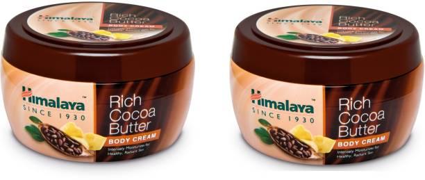 HIMALAYA Rich Cocoa Butter Body Cream 200ml * 2