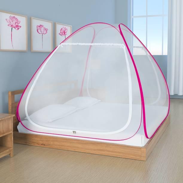 Flipkart SmartBuy Polyester Adults Folding Double Bed Mosquito Net