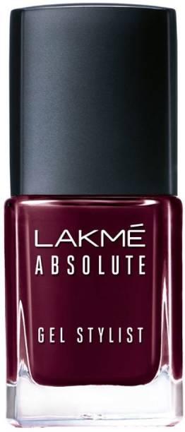 Lakmé Absolute Gel Stylist Nail Color Vineyard