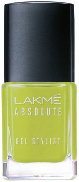 Lakmé Absolute Gel Stylist Nail Color Mojito
