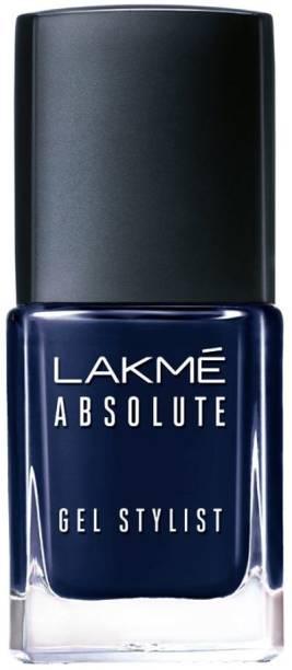 Lakmé Absolute Gel Stylist Nail Color Deep Sapphire