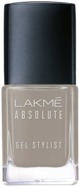 Lakmé Absolute Gel Stylist Nail Color Silhouette
