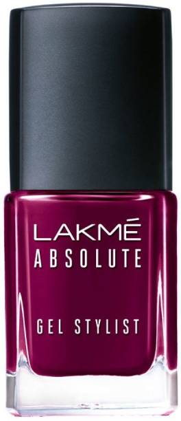 Lakmé Absolute Gel Stylist Nail Color Royalty