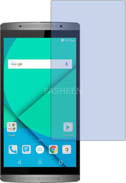 Fasheen Impossible Screen Guard for MICROMAX CANVAS MEGA 2 Q426 (Antiblue Light, Flexible)
