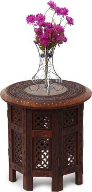 ANB Enterprises Stylish Delight Glass Side Table