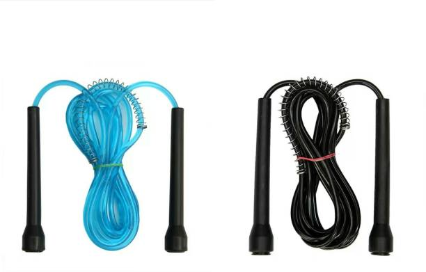 HRS Skipping Rope Freestyle in Combo ( Pack of 2 ) Freestyle Skipping Rope