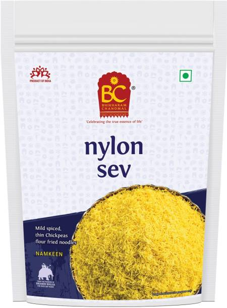 BHIKHARAM CHANDMAL Nylon Sev - 225 g Pack of 1