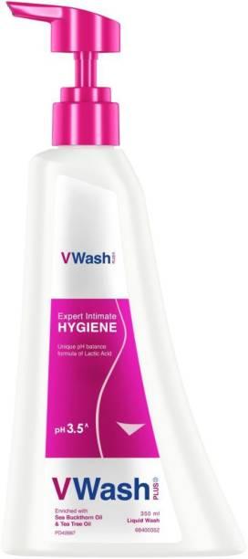 vwash Plus Expert Intimate Hygiene Intimate Wash