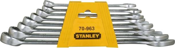 STANLEY 70-963 Double Sided Combination Wrench