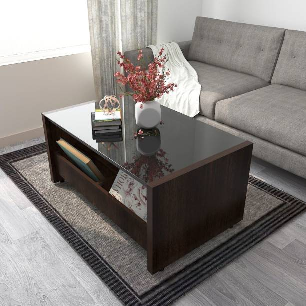Wooden Centre Table With Glass Top Furniture Buy Wooden Centre Table With Glass Top Furniture Online At Best Prices In India Flipkart Com
