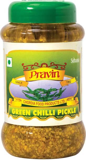 pravin Green Chilli Pickle
