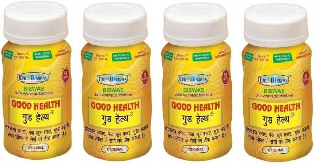 Good Health Ayurvedic Capsules Pack of 4 (50X4)