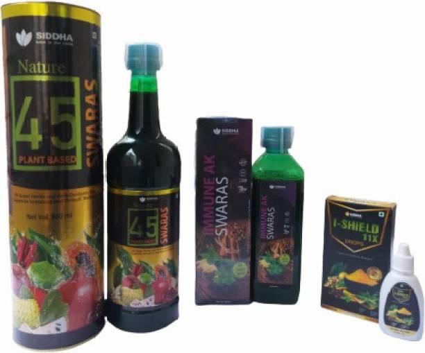 Siddha Premium Combo of Immunity Boosters