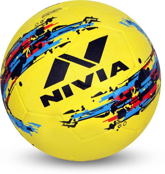 NIVIA Storm Football - Size: 5