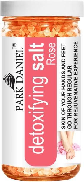 Park Daniel Premium Rose Bath Salt- For Rehydrating & Refreshing Skin- Pedicure & Manicure Salt(200 Gms)